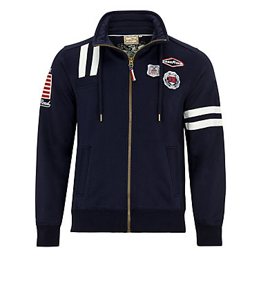 Goodyear Sweatjacke »EAGLE« - DarkNavy - L0