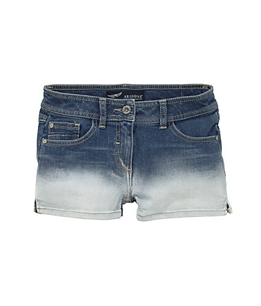 Arizona Jeansshorts - blue-denim - 128128 - Normalgrößen