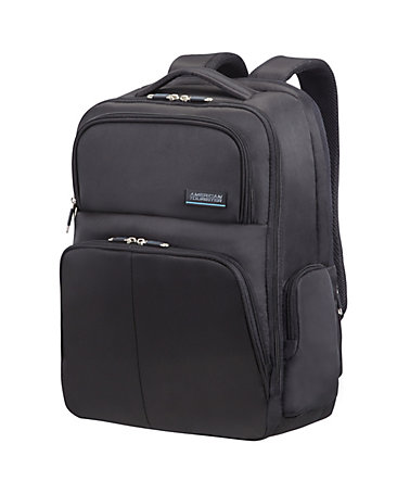 American Tourister Laptop und Tablet Rucksack, »ATLANTA HEIGHTS LAPTOP BACKPACK« - black