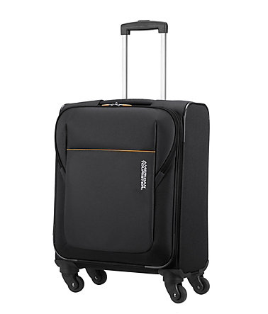 American Tourister Trolley mit 4 Rollen, »San Francisco« - black - 6767