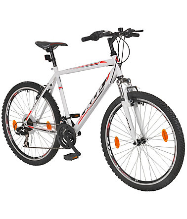 KCP Mountainbike »ONE«, 26 Zoll, 21 Gang, V-Bremsen - 50cm