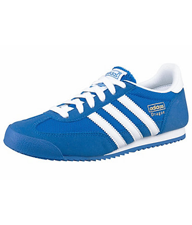 adidas Originals Sneaker »Dragon Junior« - blau-weiß - 35,535 - EURO-Größen