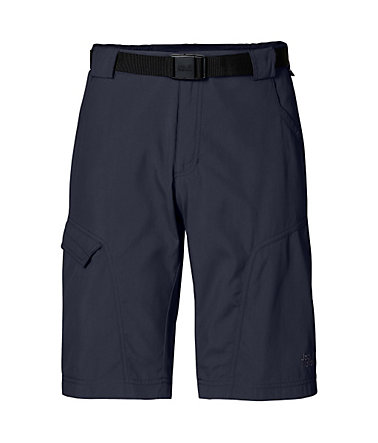 Jack Wolfskin Outdoorshorts »HOGGAR SHORTS MEN« - nightblue - 4646