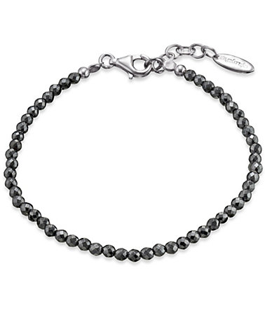 Engelsrufer Armband »Energy of the moon, ARMBAND HÄMATIT, ERB-20-HA« - Silber925-grau - 2020
