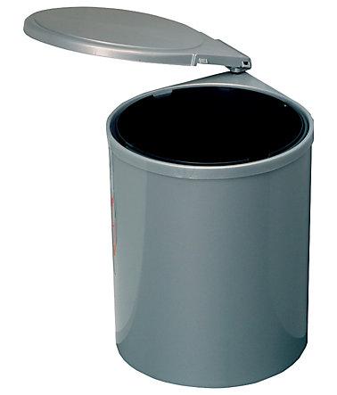 Einbau-Abfalleimer mit Türautomatik, rund | Schwab Versand | Küchen ...