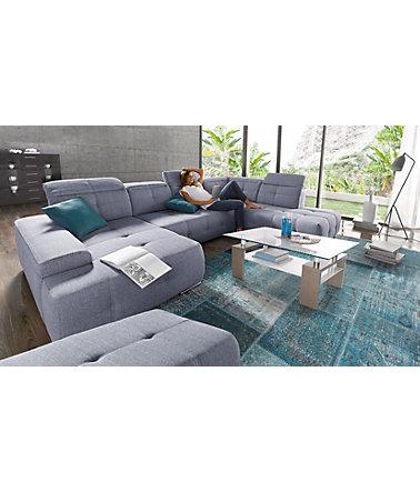 sit more wohnlandschaft wahlweise mit bettfunktion wohnlandschaften. Black Bedroom Furniture Sets. Home Design Ideas