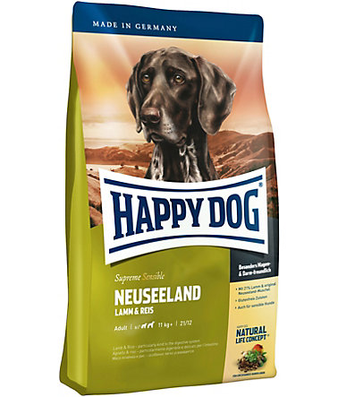 Happy Dog Hundetrockenfutter »Supreme Sensible Neuseeland«, 12,5 kg - 12.5kg