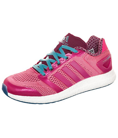 adidas Performance ClimaCool Rocket Boost Laufschuh Damen - pink/hellblau - 5.5UK-38.2/3EU5.5