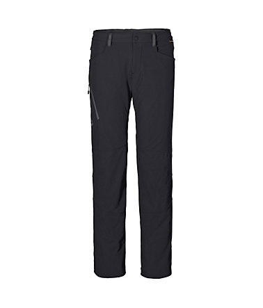 Jack Wolfskin Softshellhose »ACTIVATE 3IN1 PANTS MEN« - black - 4646