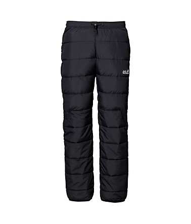 Jack Wolfskin Daunenhose »ATMOSPHERE PANTS MEN« - black - L(50/52)0
