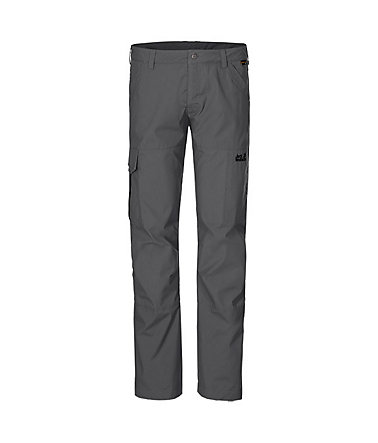 Jack Wolfskin Outdoorhose »WHITEHORSE PANTS MEN« - darksteel - 5050