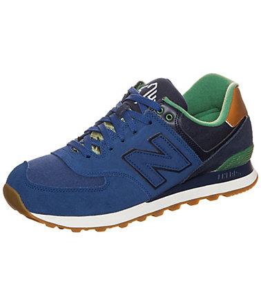 ML574SECNew balance 574 Vintage Sneaker Blau42