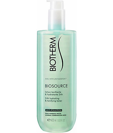 Biotherm, »Biosource Lotion Tonifiante«, Gesichtswasser - 400ml