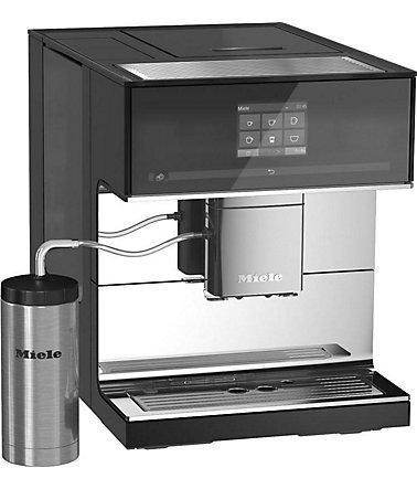 miele kaffeevollautomat cm 7500 2 2l tank kegelmahlwerk kaffeevollautomaten. Black Bedroom Furniture Sets. Home Design Ideas