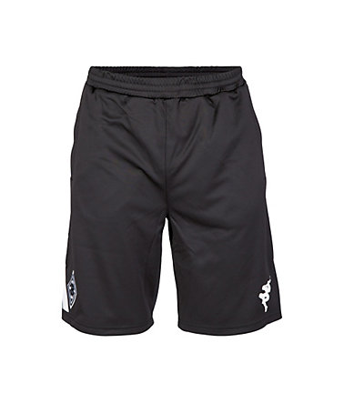 KAPPA Kinder Trainingsshorts »Borussia Mönchengladbach Trainingsshorts Kids « - black - 116116