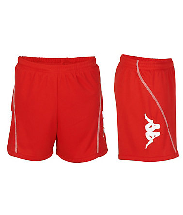 KAPPA Shorts »ARISTON KIDS« - tomato - 116116