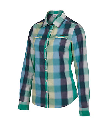 Chiemsee Bluse »GRAY« - checkmint - L0
