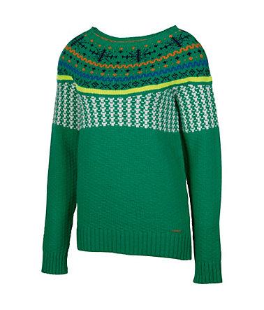 Chiemsee Pullover  »FRAUKE« - mint - L0