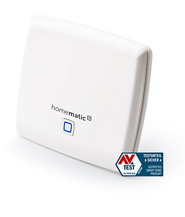 Homematic IP Smart Home - Steuerung & Komfort »Access Point - Gateway - HmIP-HAP« - weiss