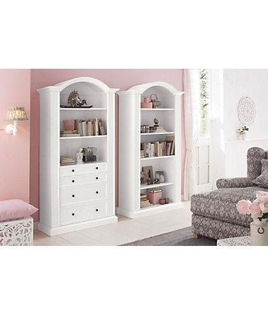 home affaire regal lille breite 100 cm schwab versand regale. Black Bedroom Furniture Sets. Home Design Ideas