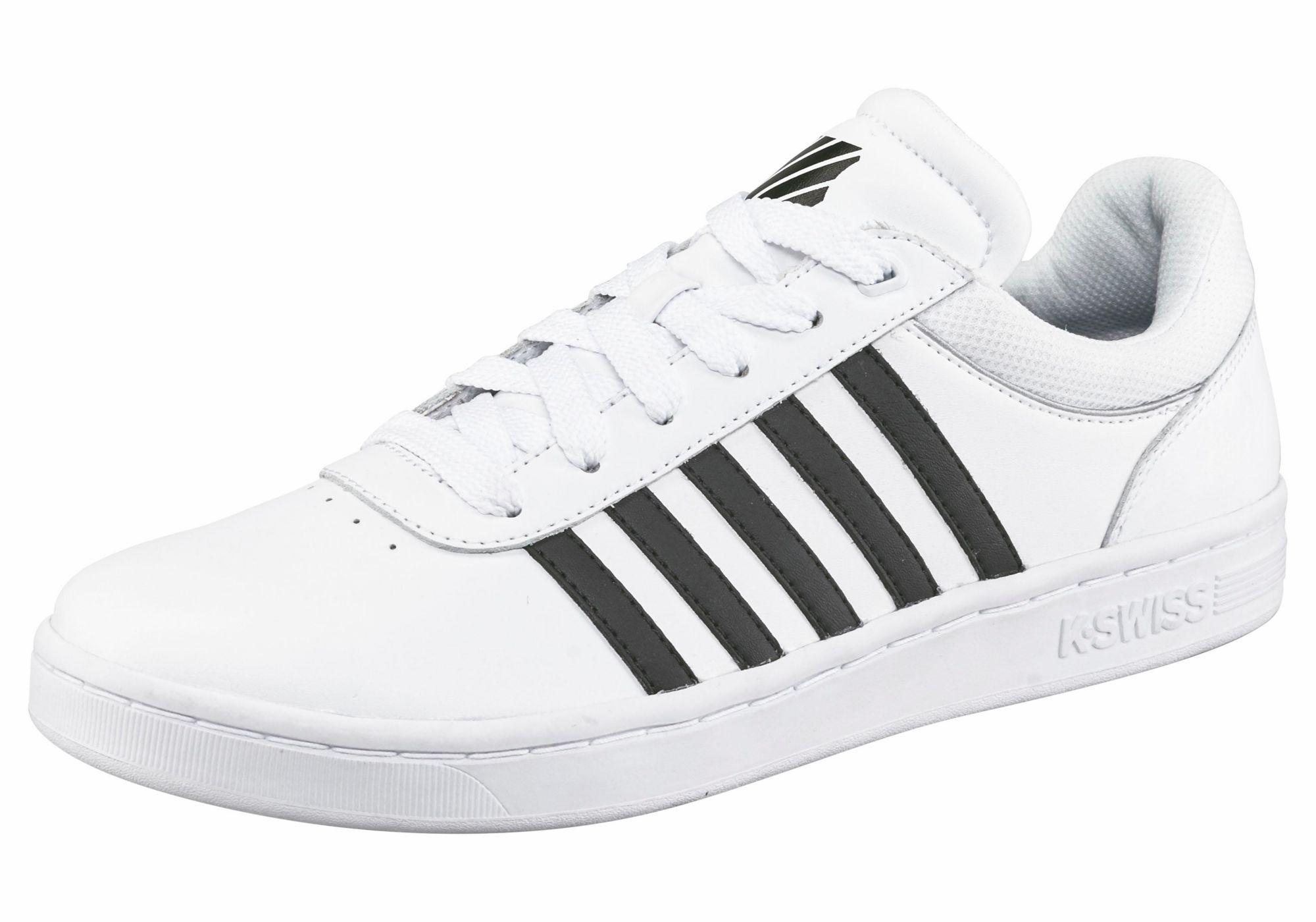 COURT CHESWICK - Sneaker low - black/white VaIIEJZ4Mk