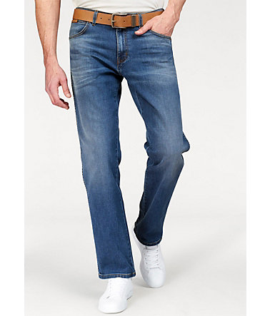 Wrangler Stretch-Jeans »Texas« - beyond-blue - 3333 - Länge34
