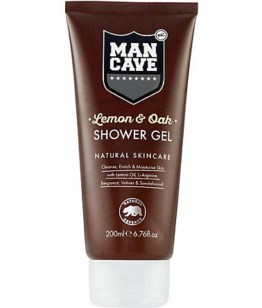 ManCave, »Lemon & Oak ShowerGel«, Duschgel - 200ml