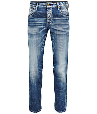 Jack & Jones Mike Ron JOS 254 Comfort Fit Jeans - BlueDenim - 2828 - 30