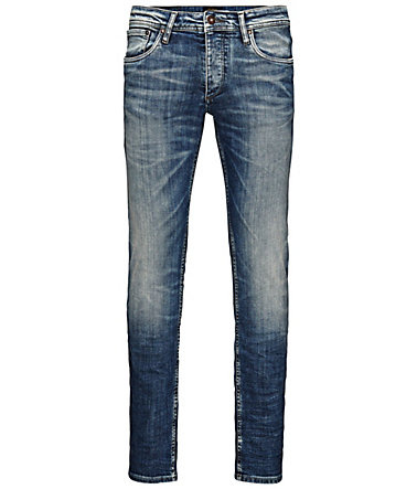 Jack & Jones Glenn Original JJ 887 Slim Fit Jeans - BlueDenim - 2828 - 30