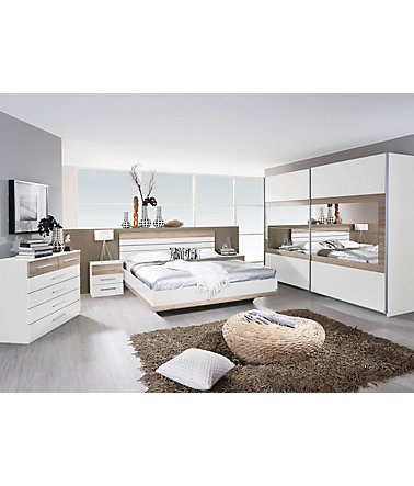 rauch schlafzimmer spar set 4 tlg komplettprogramme. Black Bedroom Furniture Sets. Home Design Ideas
