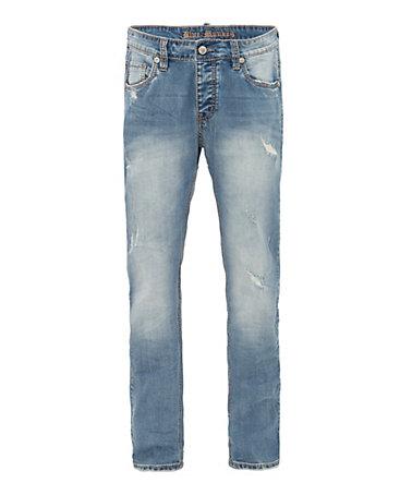 blue monkey slim fit jeans jason 4395 schwab versand. Black Bedroom Furniture Sets. Home Design Ideas