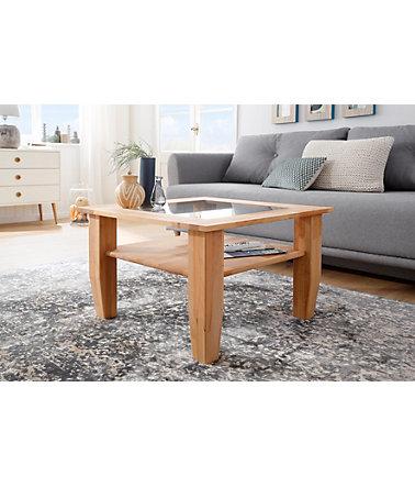home affaire couchtisch sevilla mit glaseinsatz in der tischplatte schwab versand couchtische. Black Bedroom Furniture Sets. Home Design Ideas