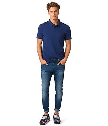 tom tailor denim 5 pocket jeans aedan slim schwab. Black Bedroom Furniture Sets. Home Design Ideas