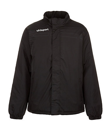 UHLSPORT Match Coach Jacke Kinder - schwarz/anthrazit - S-1640