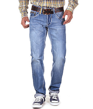R-NEAL Jeans Regular Fit - blau - 3030 - 34