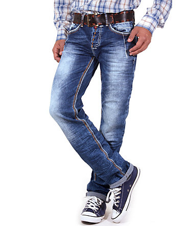 R-NEAL Jeans Regular Fit - royalblau - 3030 - 34