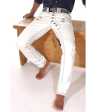 Bright Jeans Jeans regular fit - weiss - 2929 - 32