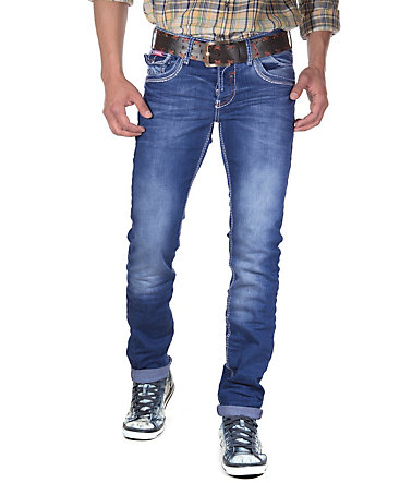 R-NEAL Jeans straight fit - blau - 2929 - 32
