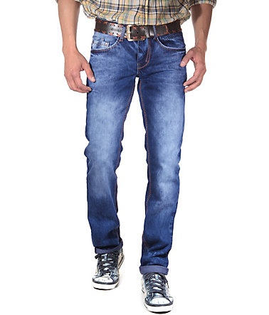 R-NEAL Jeans straight fit - blau - 3030 - 34