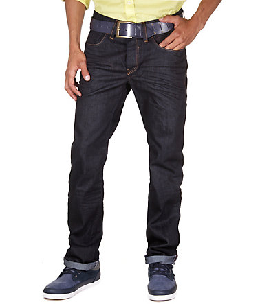 R-NEAL Jeans straight fit - schwarz - 2929 - 34