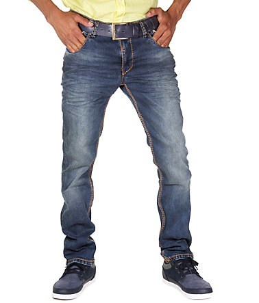R-NEAL Jeans regular fit - blau - 2929 - 34