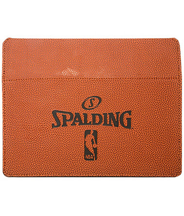 SPALDING iPad case - orange