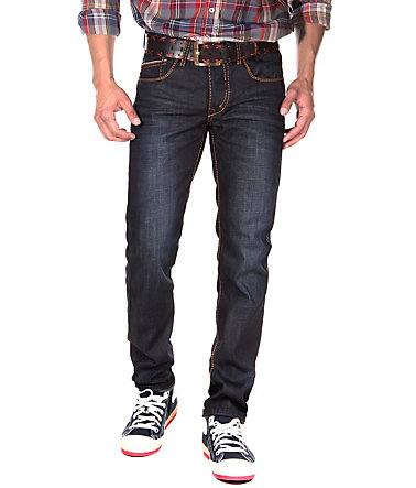 R-NEAL Jeans straight fit - dunkelblau - 2929 - 32