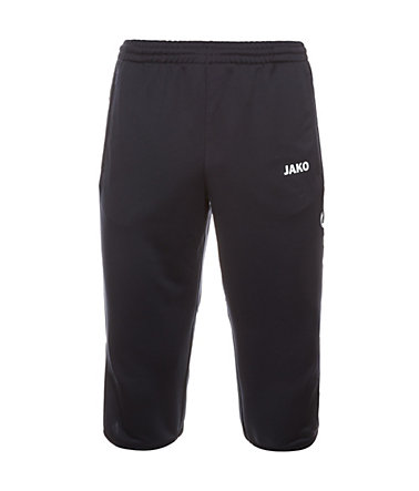 JAKO 3/4 Trainingsshort Active Kinder - marine/weiß - 128128