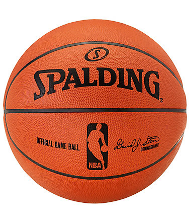 SPALDING NBA Gameball (74-233Z) Basketball - orange