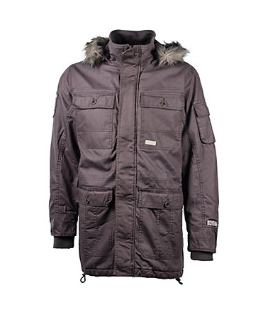 PITCH LONG PARKA Herren - black - L0