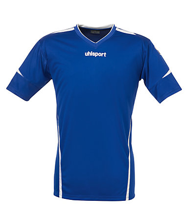 UHLSPORT Team Trikot Kurzarm Herren - royal/weiß - L-520