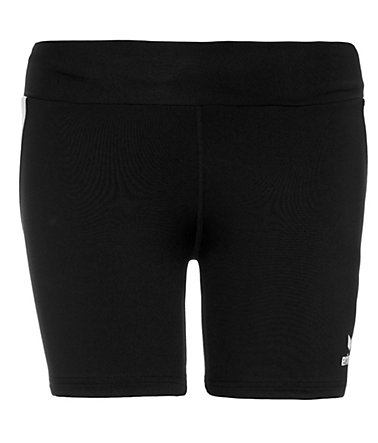 ERIMA Short Tight Damen - schwarz/weiß - 3232