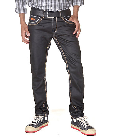 Bright Jeans LIMITED EDITION Stretchjeans slim fit - schwarz - 2929 - 34