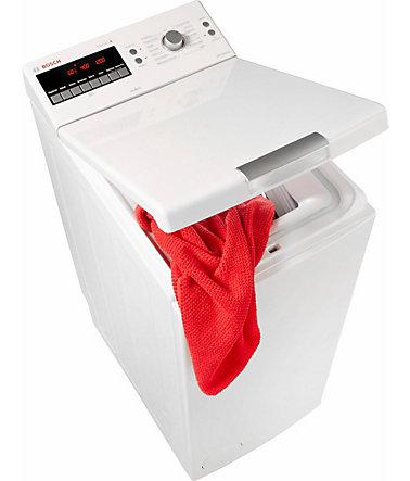 bosch waschmaschine toplader wot24447 7 kg 1200 u min. Black Bedroom Furniture Sets. Home Design Ideas